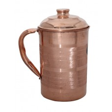 Water Jug Silver Touch - 8 Inch