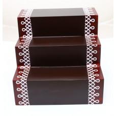 Baby Kolu Padi - 3 Steps