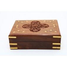 Box Full Kashmiri Work 7*5 Inch