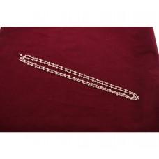 Glass Beads Crystal Spatika Mala Kambi 3 Sutru